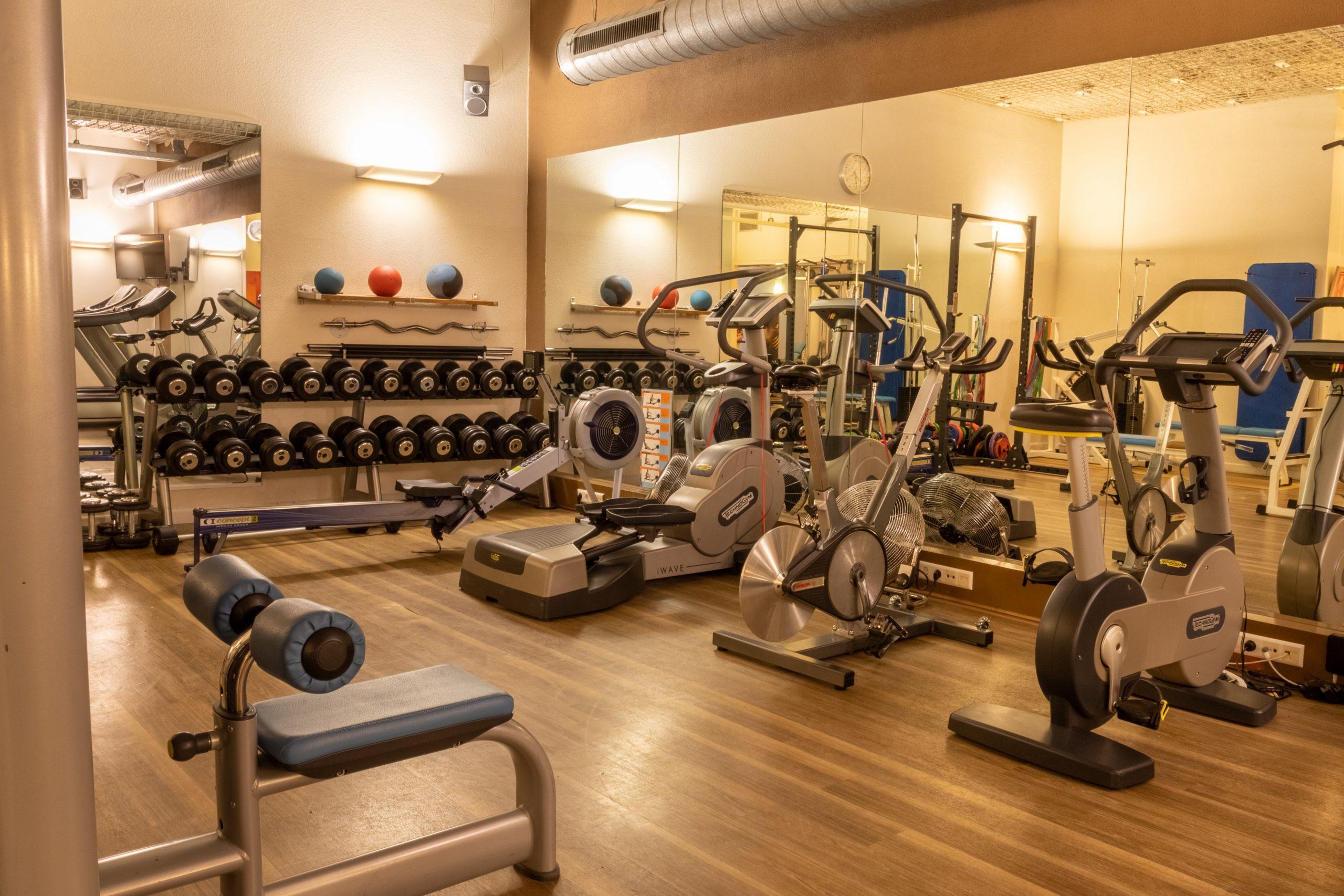 Active Club sportschool foto