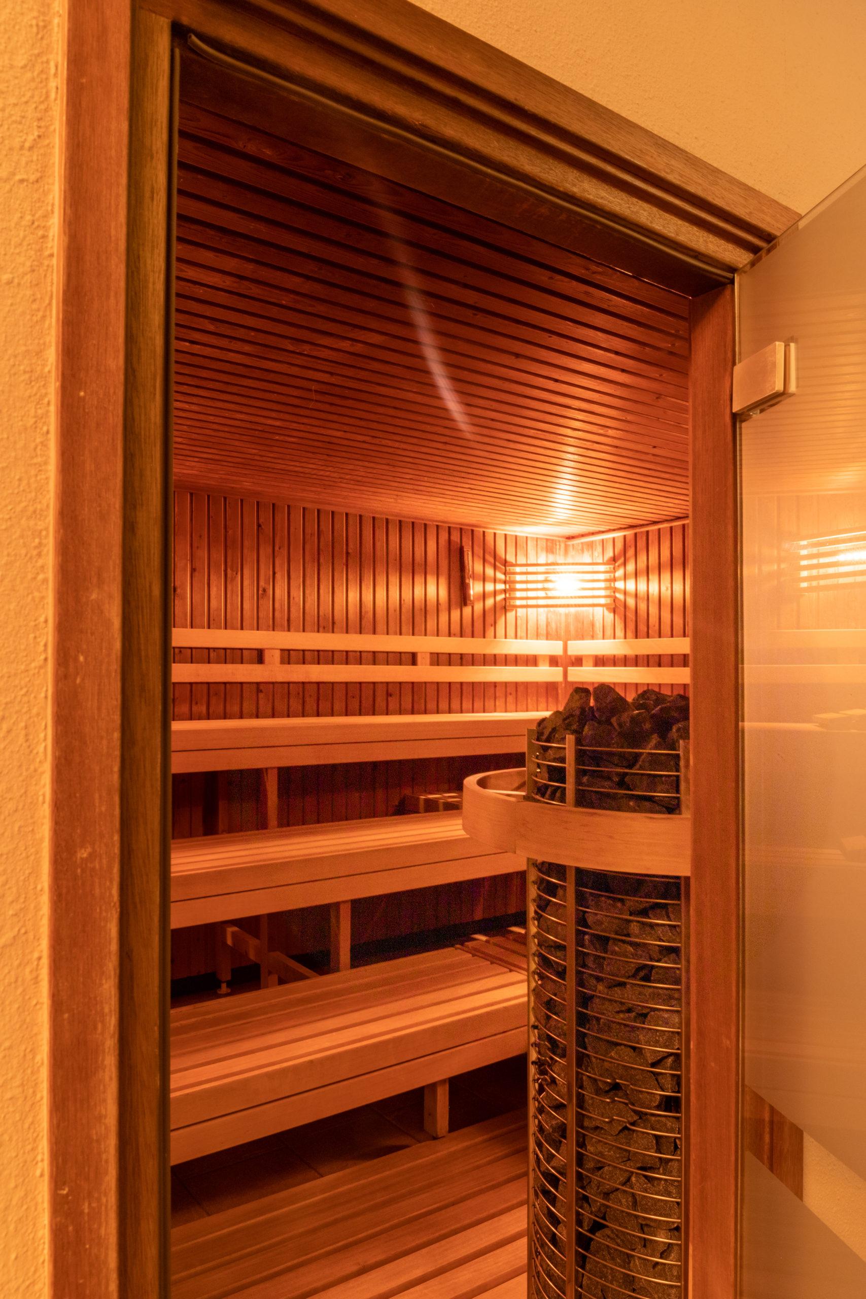 sauna in Den Haag